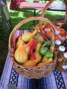 Basket of abundance