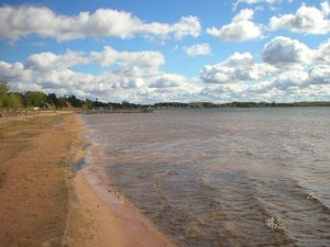 Shell Lake and diminishing water table due in part to Climate Change