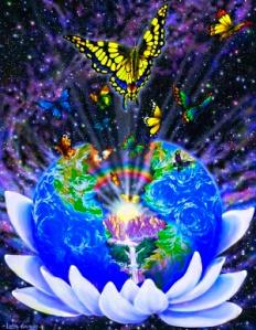 butterfly logo newsletter