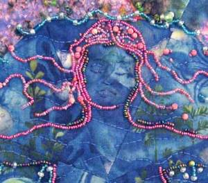 Carol Bridges quilt Emergence