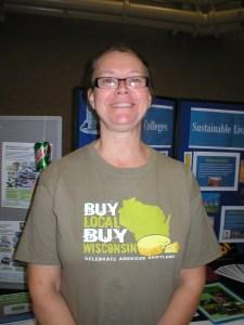 Teresa Depies, owner Springbrook Organic Dairy