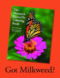 Monarch Butterfly Coloring Book
