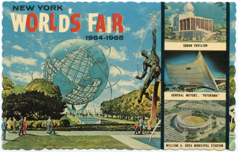 New_York_Worlds_Fair_1964-1965_Postcards copyright Joschik