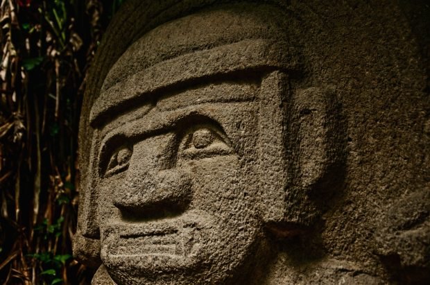 San Agustin copyright Lonely Planet